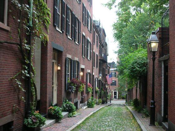 ★ボストン